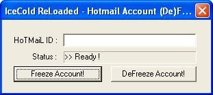 icecold reloaded freezer hotmail forever